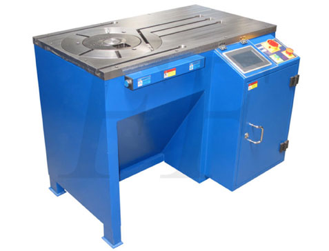 table wire bending machine